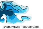 creative geometric background...   Shutterstock .eps vector #1029892381