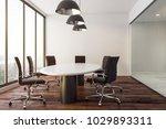 modern conference room interior ... | Shutterstock . vector #1029893311