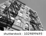 fire stairs bulding   Shutterstock . vector #1029899695