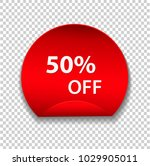 tag  discount sticker isolated... | Shutterstock .eps vector #1029905011