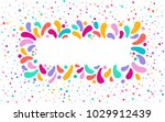 feast vector frame art graphics ... | Shutterstock .eps vector #1029912439