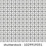 seamless geometric ornamental... | Shutterstock .eps vector #1029919351