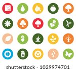 ecology icons set | Shutterstock .eps vector #1029974701