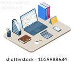 Flat Isometric Illustration Of...