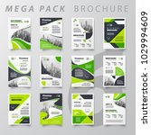 mega pack abstract brochure... | Shutterstock .eps vector #1029994609