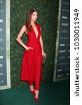Small photo of LOS ANGELES - FEB 20: Angela Sarafyan at the CFDA Variety and WWD Runway to Red Carpet at Chateau Marmont Hotel on February 20, 2018 in West Hollywood, CA