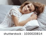 what should i do. worried... | Shutterstock . vector #1030020814