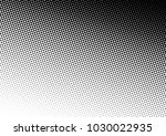 halftone background. grunge... | Shutterstock .eps vector #1030022935