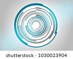background abstract circle | Shutterstock . vector #1030023904