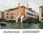 venice  italy   july 02  2017 ...   Shutterstock . vector #1030026829