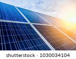 A Photovoltaic Power Plant In...
