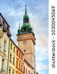 Old Town Hall Tower In Brno  ...