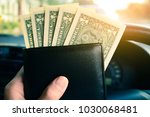 dollar for every day shopping | Shutterstock . vector #1030068481