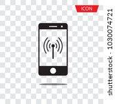 wireless icon vector isolated...