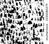 black and white seamless... | Shutterstock .eps vector #1030080379