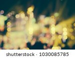 defocused entertainment concert ... | Shutterstock . vector #1030085785