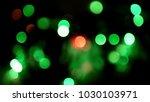 multicolored blurred lights... | Shutterstock . vector #1030103971