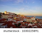 view from portas do sol  | Shutterstock . vector #1030225891