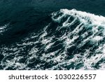 beautiful ocean texture with... | Shutterstock . vector #1030226557