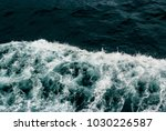 beautiful ocean texture with... | Shutterstock . vector #1030226587