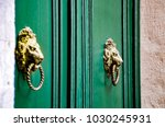Venice Doors With Door Knocker...