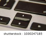 up arrow symbol keyboard key... | Shutterstock . vector #1030247185