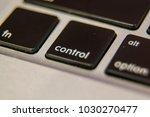 control symbol keyboard key... | Shutterstock . vector #1030270477