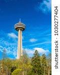 Skylon Tower At Niagara Falls ...