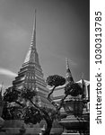 thailand  bangkok  imperial... | Shutterstock . vector #1030313785