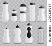 fitness running blender and... | Shutterstock .eps vector #1030339189