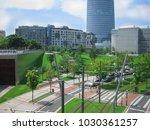 urban infrastructure overview... | Shutterstock . vector #1030361257