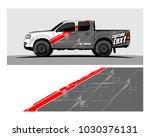 racing graphic background... | Shutterstock .eps vector #1030376131