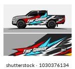racing graphic background... | Shutterstock .eps vector #1030376134