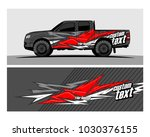 racing graphic background... | Shutterstock .eps vector #1030376155