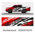 racing graphic background... | Shutterstock .eps vector #1030376191