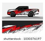 racing graphic background... | Shutterstock .eps vector #1030376197
