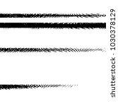 grunge halftone black and white ... | Shutterstock .eps vector #1030378129