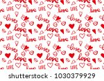 vector surface pattern  texture ... | Shutterstock .eps vector #1030379929