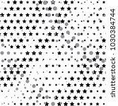 radial dot pattern or halftone... | Shutterstock .eps vector #1030384744