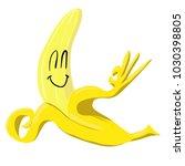 yellow live banana