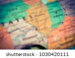 arkansas map background