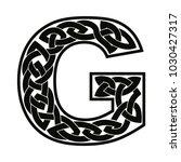 letter of the english alphabet... | Shutterstock .eps vector #1030427317