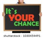girl  manager  student ... | Shutterstock .eps vector #1030454491