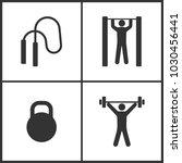 vector illustration of sport... | Shutterstock .eps vector #1030456441
