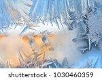 Winter Tears Frozen Drops On...