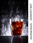 ice coffee on the table | Shutterstock . vector #1030557307