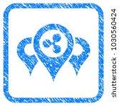 ripple locations rubber seal... | Shutterstock .eps vector #1030560424