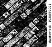 black and white grunge stripe... | Shutterstock . vector #1030591021