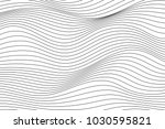 wave lines pattern abstract... | Shutterstock .eps vector #1030595821