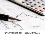 accounting | Shutterstock . vector #103059677